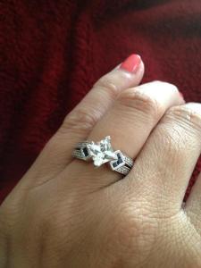 Kim's Wedding Ring